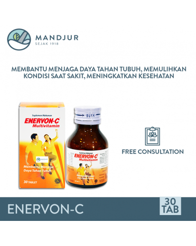 Enervon-C Multivitamin 30 Tablet
