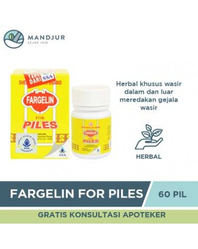 Fargelin for Piles