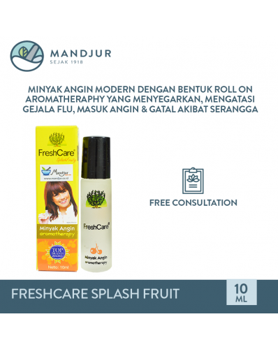FreshCare Aromatheraphy Splash Fruit