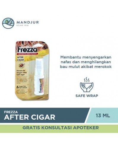 Frezza Antiseptic Mouthspray After Cigar 13mL