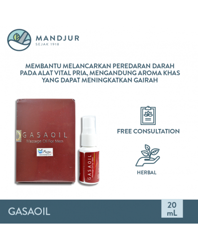 GASAOIL (Massage Oil For Men)
