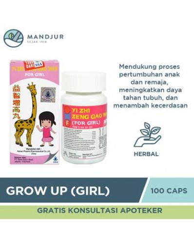 Grow Up Pill (Girls)