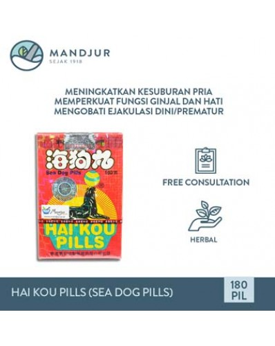 Hai Kou Pills (Sea Dog Pills)