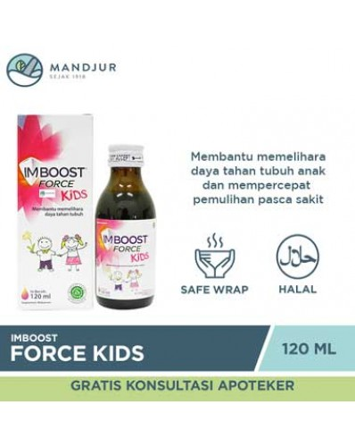Imboost Force Kids Syrup120 mL