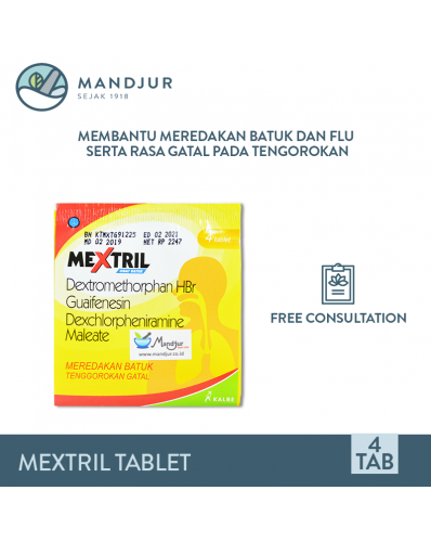 Mextril Tablet