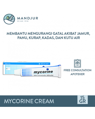 Mycorine Cream 15 Gr