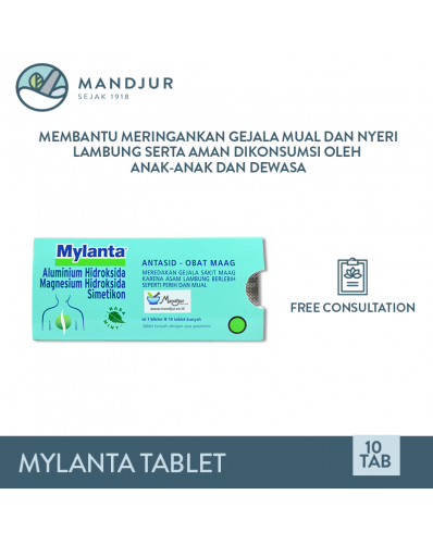Mylanta Tablet