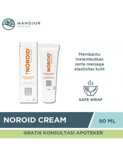 Noroid Soothing Cream 80 mL
