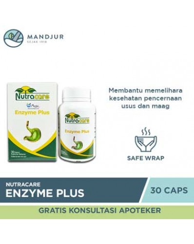 Nutracare Enzyme Plus