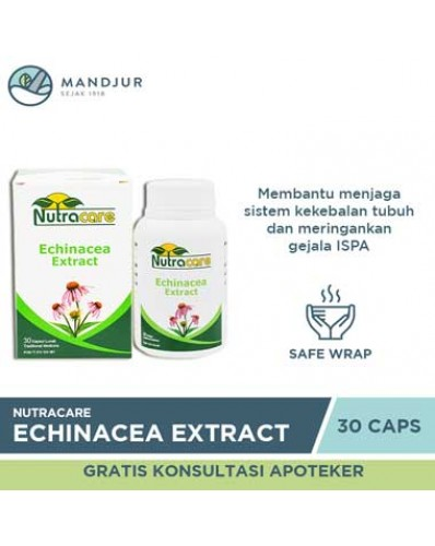 Nutracare-Extract-Echinacea-VECTOR