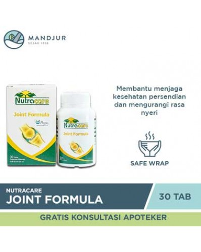 Nutracare Joint Formula