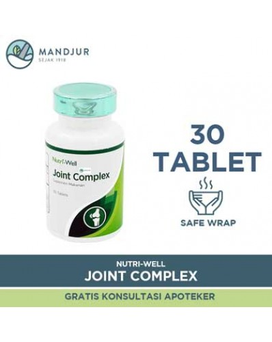 Nutriwell Joint Complex 30 Tablet