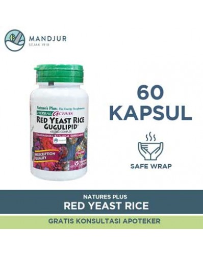 Natures Plus B-Complex with Rice Bran