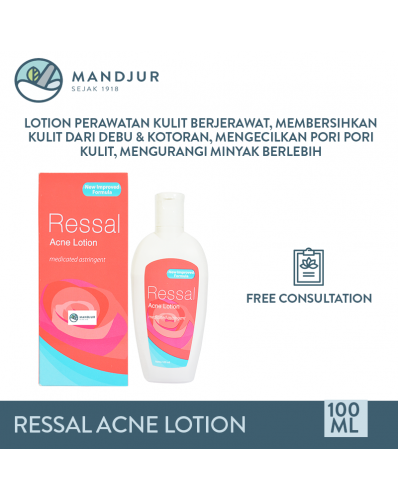 Ressal Acne Lotion