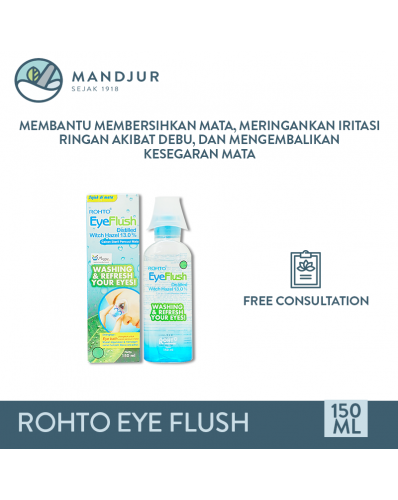 Rohto Eye Flush