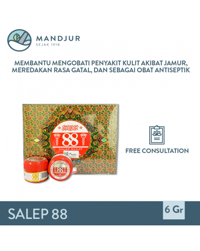 Salep 88 Isi