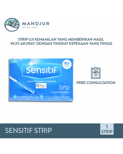 Sensitif Strip