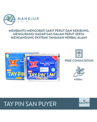 Tay Pin San Puyer
