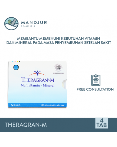 Theragran-M 4 Tablet