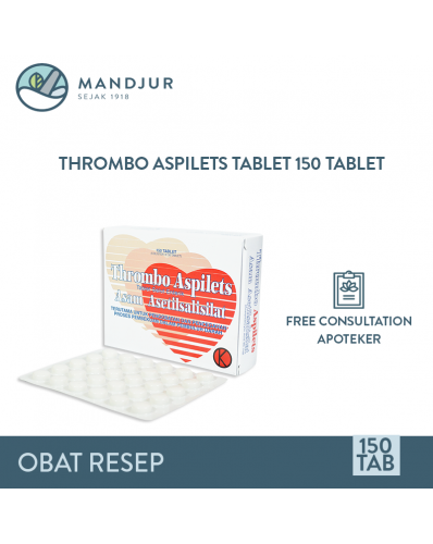 Aspilets Thrombo Tablet
