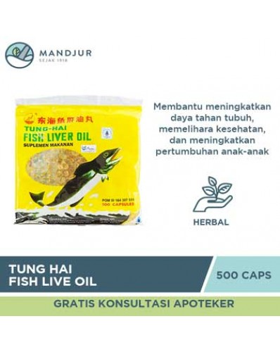 Tung Hai Fish Liver Oil