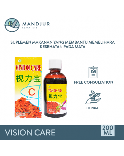 Vision Care 200 mL