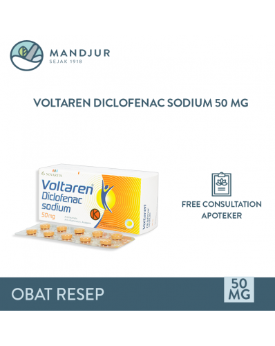 Voltaren Tablet 50 mg