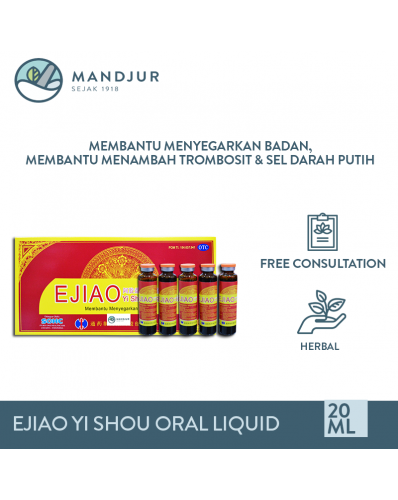 Ejiao Yi Shou Oral Liquid