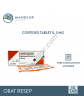 Cortidex 0.5 Mg Strip 10 Tablet