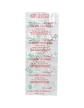 Lisinopril Dihydrate 10 mg Strip