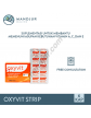 Oxyvit Strip 6 Kaplet