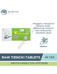 Raw Tienchi Tablets (Isi 250)