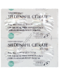 Sildenafil Citrate 50 mg Strip