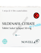 Sildenafil Citrate 50 mg Dus