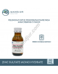 Zinc Sulfate 10 mg/5 mL Sirup 60 mL