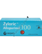 Zyloric 100 mg Strip 10 Tablet Kemasan