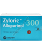 Zyloric 300 mg Strip 10 Tablet Kemasan