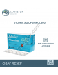Zyloric 300 mg Strip 10 Tablet